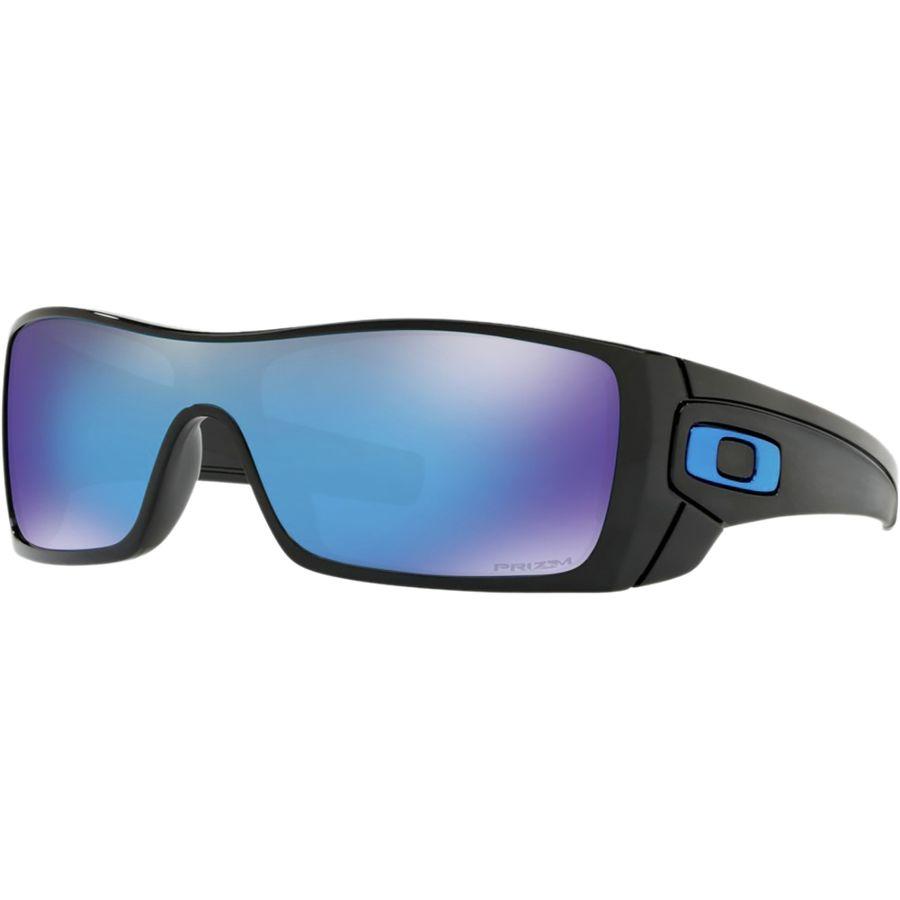 924cc46db7 Oakley - Batwolf Prizm Sunglasses - Men s - Polished Black Prizm Sapphire