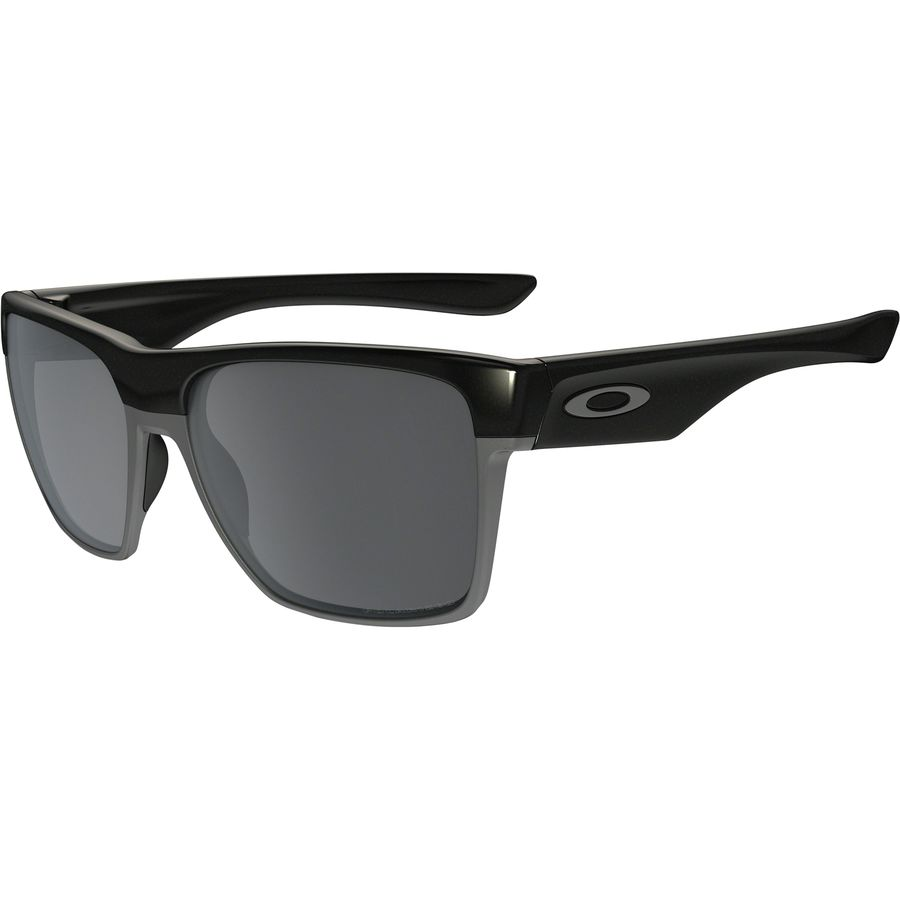 b74791a8b2b Oakley - Two Face XL Polarized Sunglasses - Men s - Pol Black Black Irid  Polar