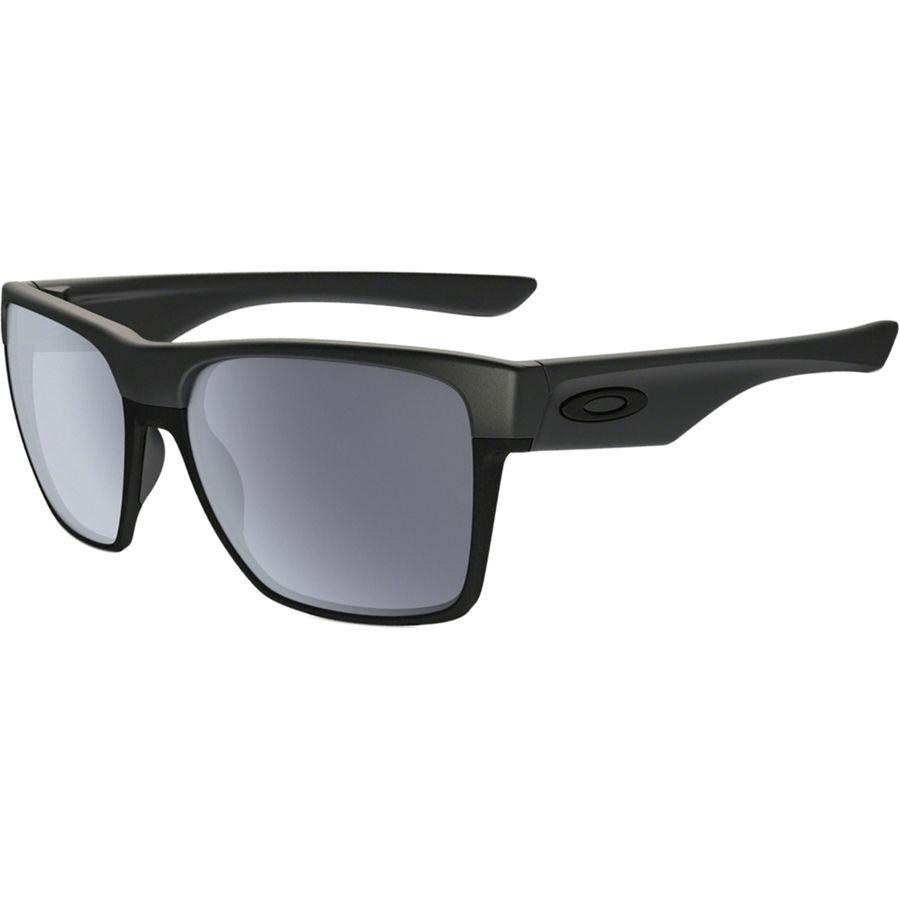 3ea2753b38 Oakley - Two Face XL Sunglasses - Men s - Steel Grey