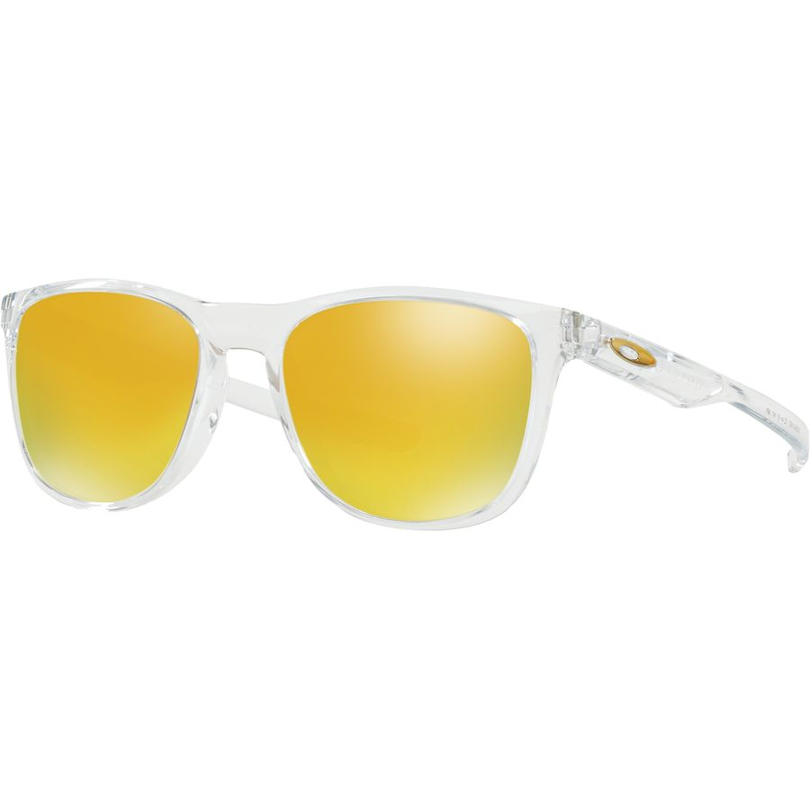 cc099632b1e Oakley - Trillbe X Sunglasses - Polished Clear W 24k Iridium