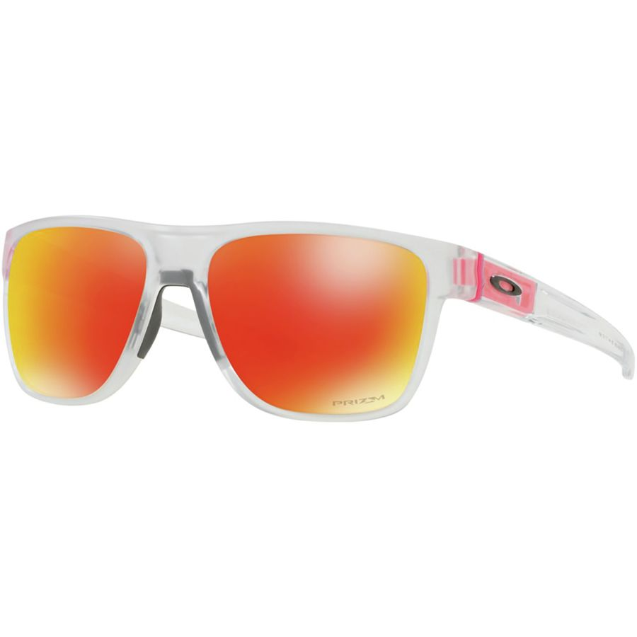 714a907ba3 Oakley - Crossrange XL Prizm Sunglasses - Men s - Crystal Pop Prizm Ruby