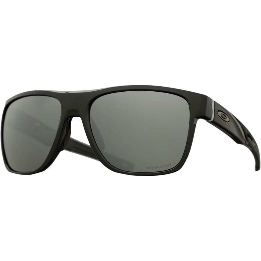 05f8ec0ce7 Oakley - Crossrange XL Prizm Polarized Sunglasses - Men s - Pol Blk W  Prizm  Blk