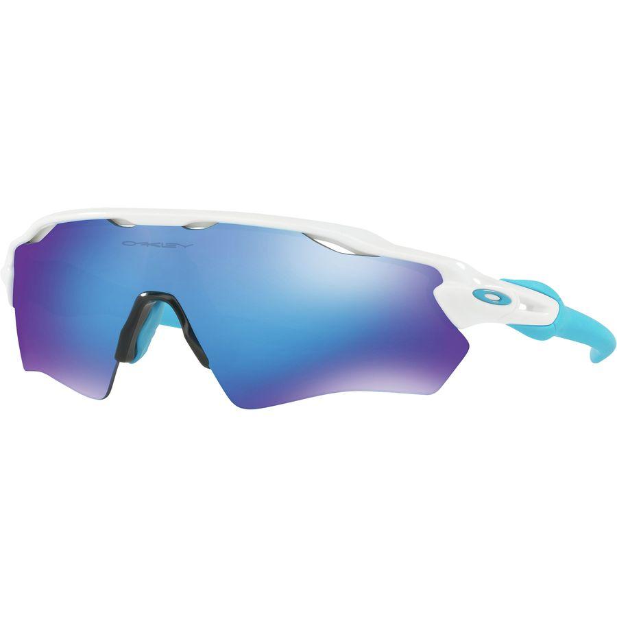 af10d0288b0 Oakley - Radar EV XS Sunglasses - Kids  - Polished White W  Sapphire Iridium