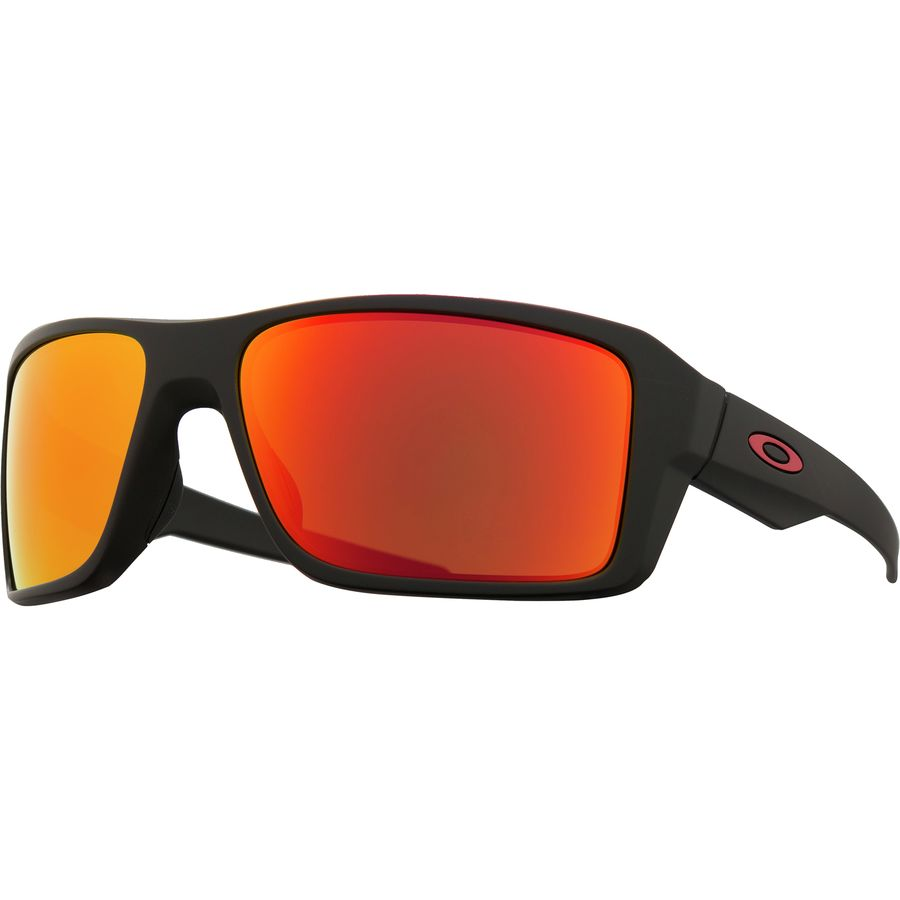 Oakley double edge prizm polarized sunglasses backcountry oakley double edge prizm polarized sunglasses matte black prizm ruby nvjuhfo Images