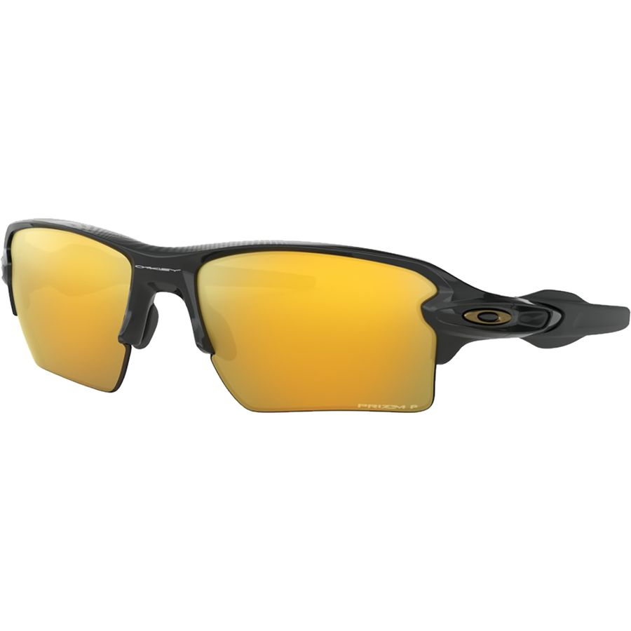 c7e74acd8df Oakley - Flak 2.0 XL Prizm Polarized Sunglasses - Men s - Polished Black W  Prizm