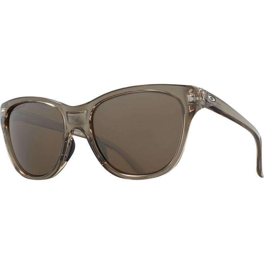 b5047ab8aa Oakley - Hold Out Prizm Polarized Sunglasses - Women s - Sepia W Prizm  Tungsten Iridium