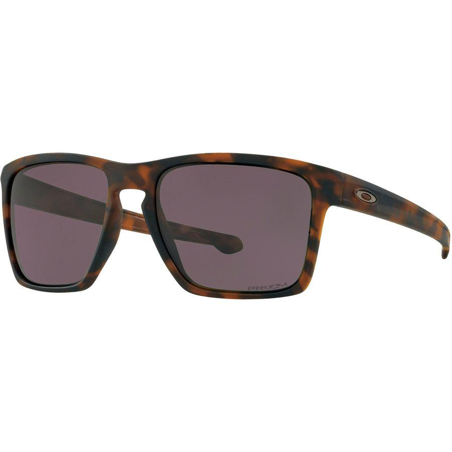 e2a0dd4047a Oakley - Sliver XL Prizm Sunglasses - Men s - Matte Brown Tortoise W Prizm  Grey