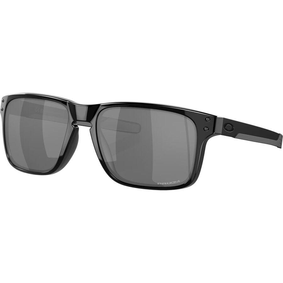 acf77239e4 Oakley - Holbrook Mix Prizm Polarized Sunglasses - Polished Black Prizm  Black