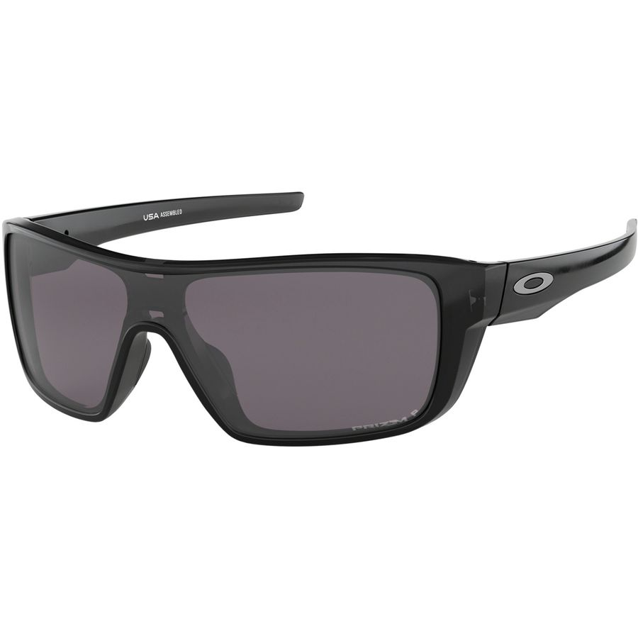 29ed26784a Oakley - Straightback Prizm Polarized Sunglasses - Black Ink Prizm Black  Polarized