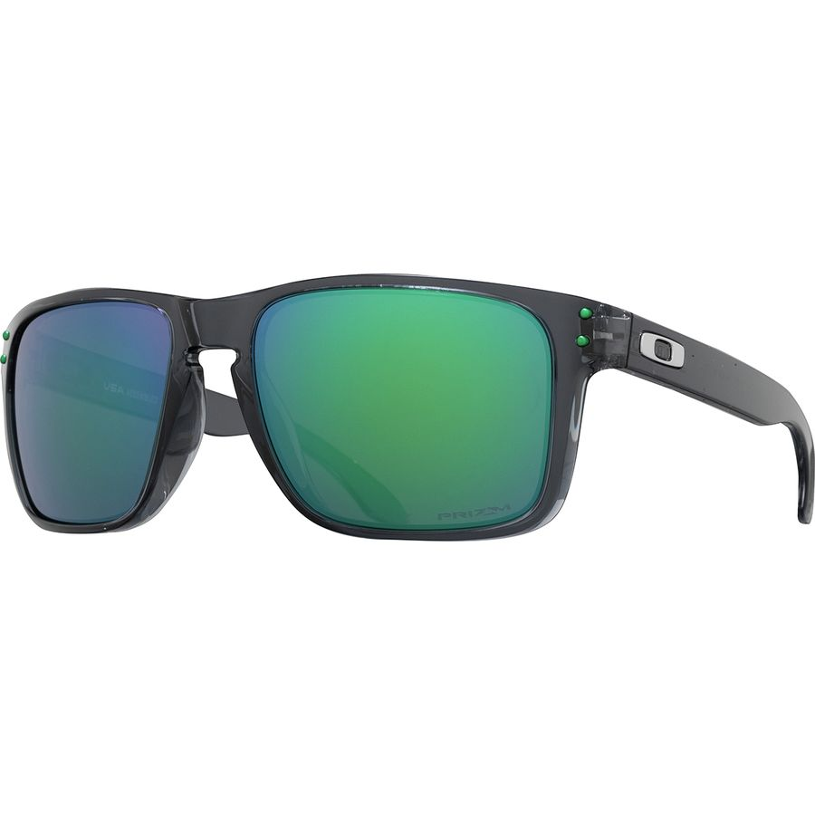 a134290803e56 Oakley - Holbrook XL Prizm Sunglasses - Men s - Crystal Black Prizm Jade