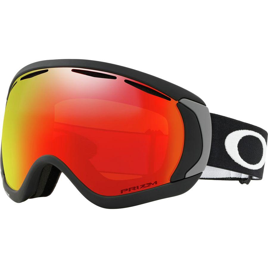 e42d2545345 Oakley - Canopy Prizm Goggles - Matte Black Prizm Torch Iridium