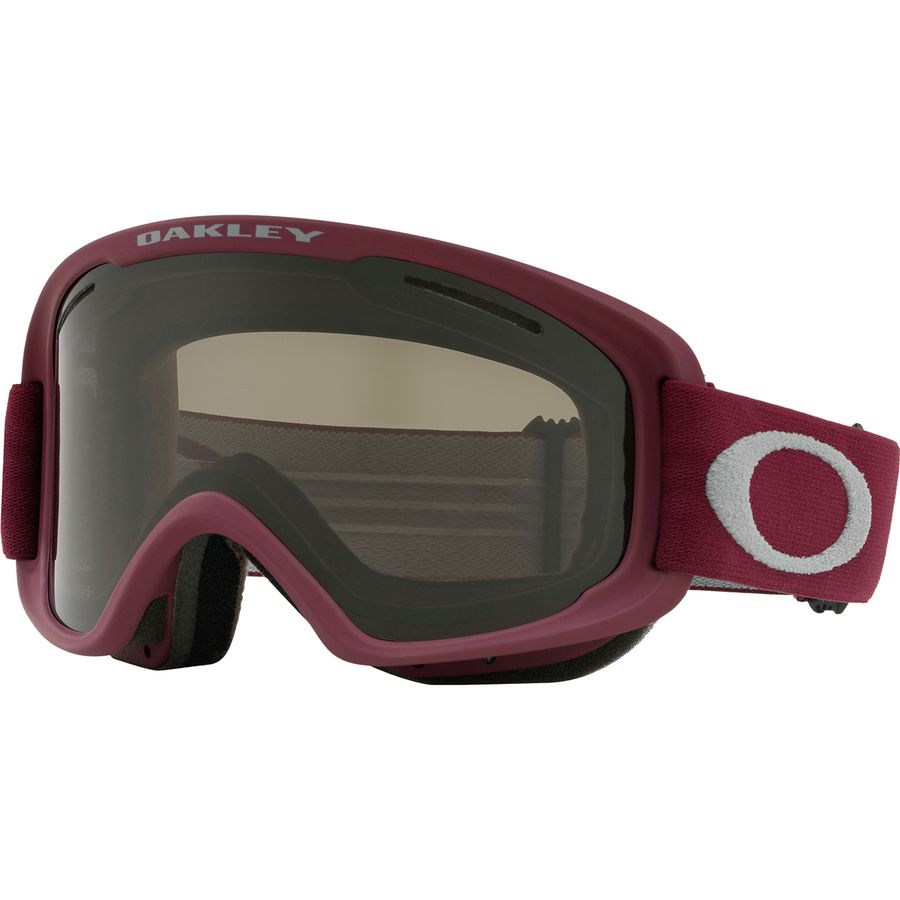 e6502e7f05ba Oakley - O Frame 2.0 XM Goggles - Port Sharkskin Dark Grey-Persimmon