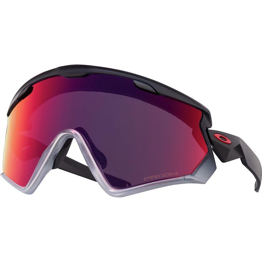d6ccfd21ee Oakley - Wind Jacket 2.0 Prizm Sunglasses - Black Fade Prizm Road