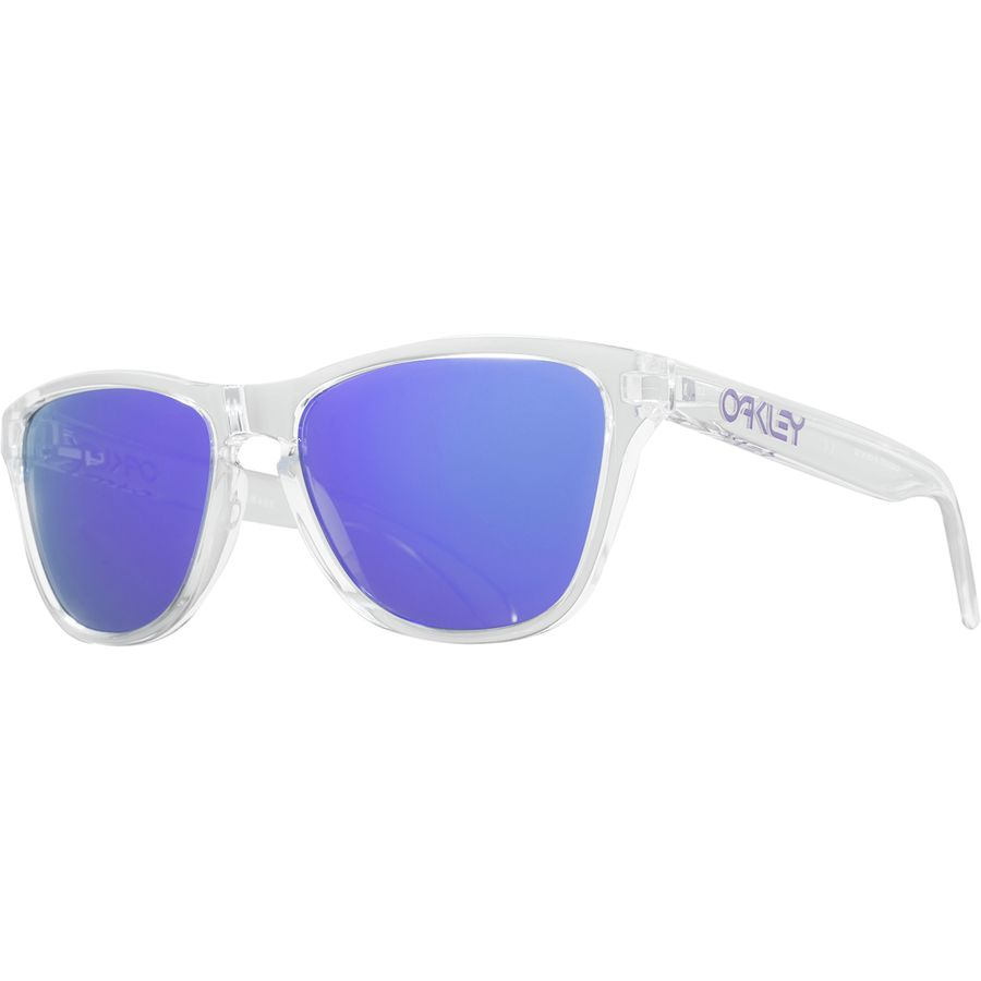 26192d104c Oakley - Frogskin XS Sunglasses - Polished Clear W Violet Iridium
