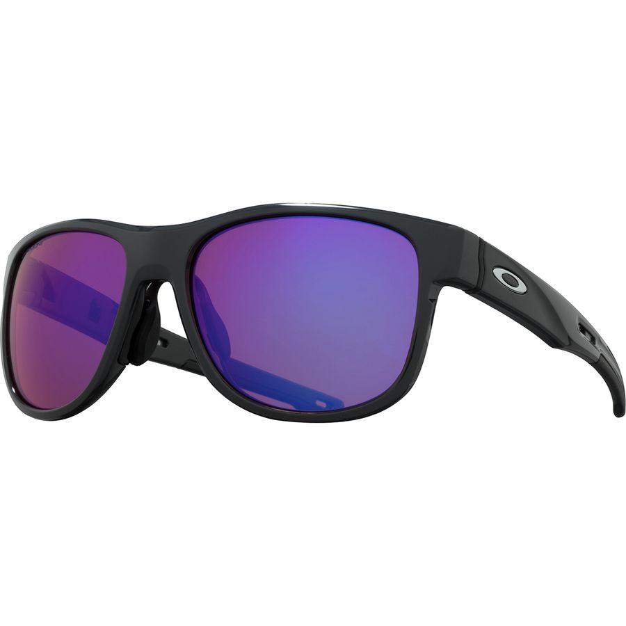 1d3fd314a79 Oakley - Crossrange R Asian Fit Prizm Sunglasses - Carbon Prizm Trail