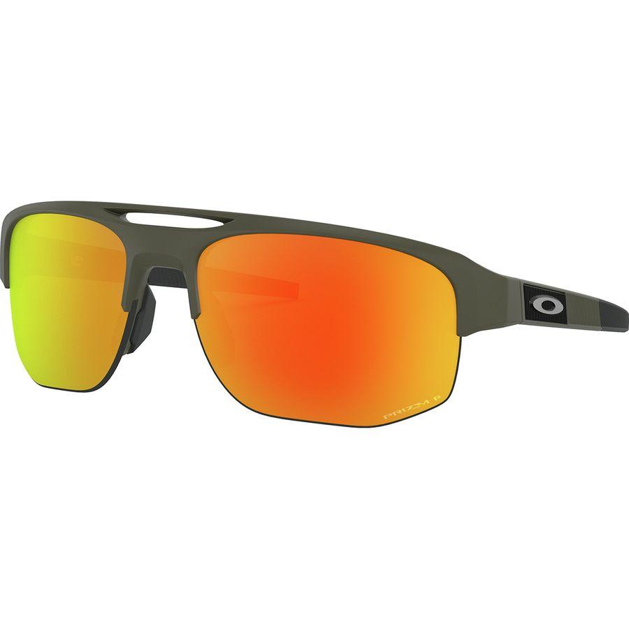 110fa13d2a Oakley - Mercenary Prizm Polarized Sunglasses - Matte Olive Prizm Ruby  Polarized