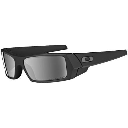66b610fc892 Oakley - Gas Can Polarized Sunglasses - Men s - Matte Black Black Iridium