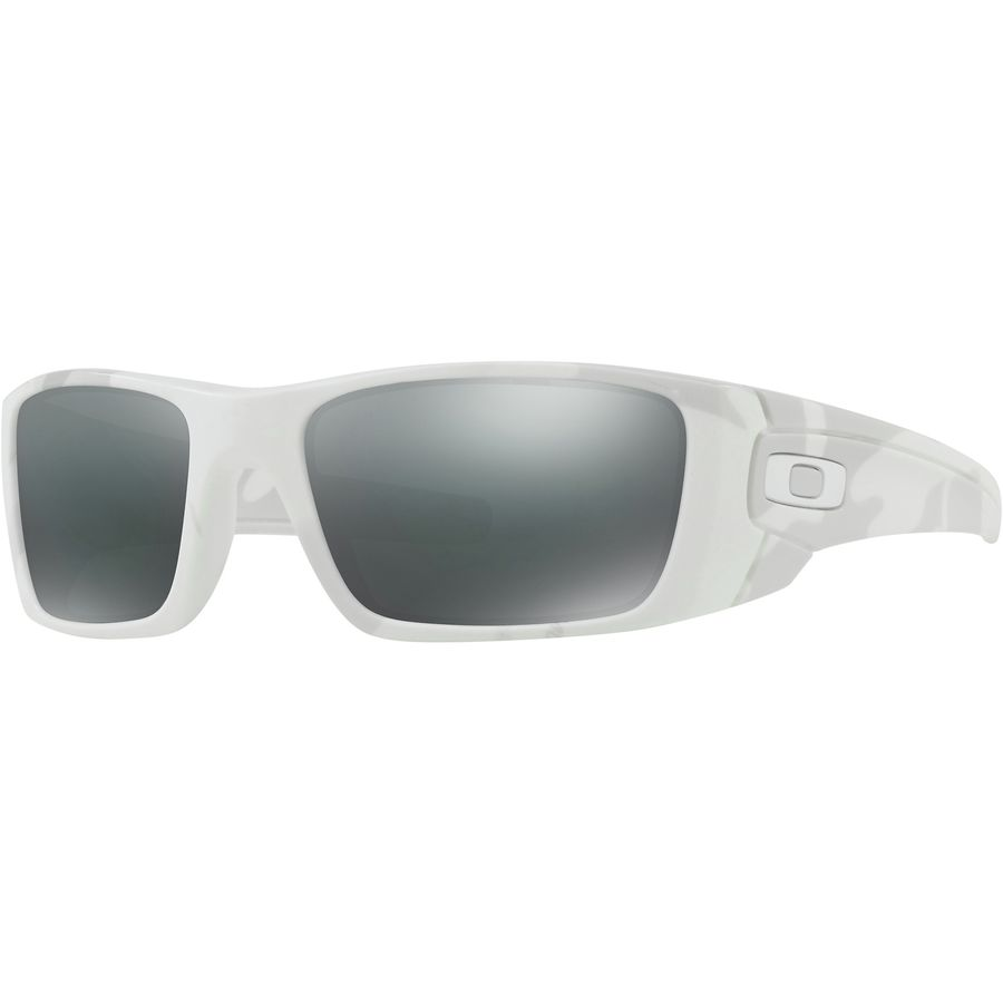 1f34edeb40e ... buy oakley fuel cell sunglasses multicam alpine white black iridium  798a5 ca86e