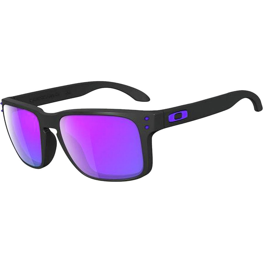 oakley holbrook sunglasses review  oakley holbrook sunglasses julian wilson matte black/violet iridium