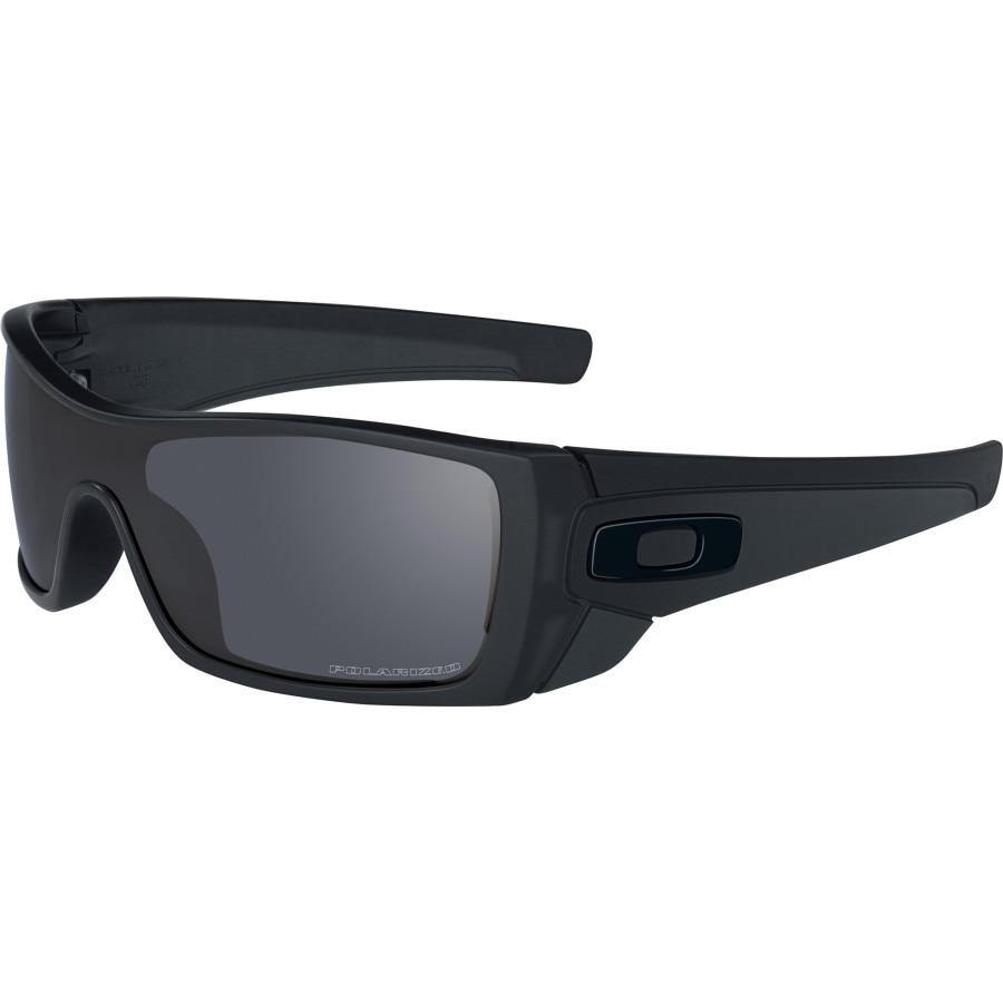 oakley batwolf polarised sunglasses  oakley batwolf polarized sunglasses matte black ink/black iridium