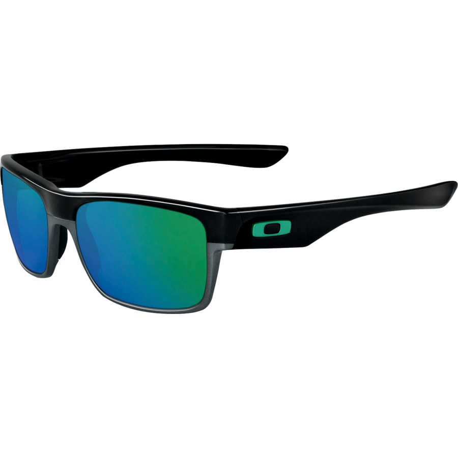 b5cc126213f Oakley - TwoFace Sunglasses - Polished Black Jade Iridium