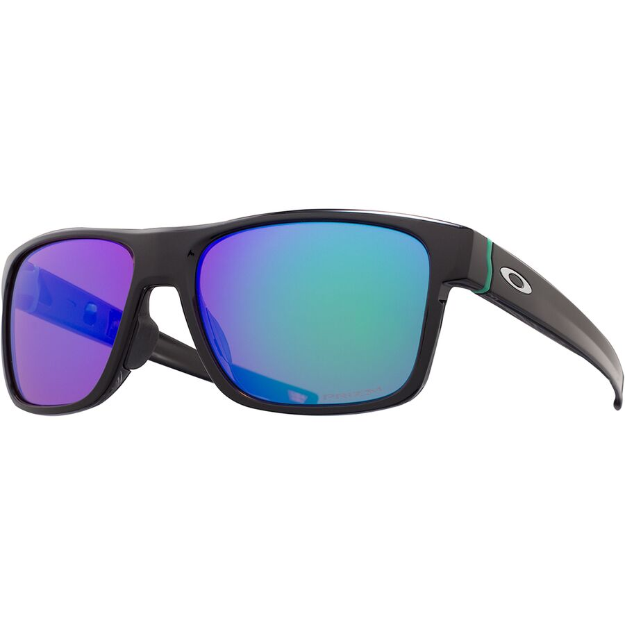 Oakley Crossrange Asian Fit Prizm Polarized Sunglasses