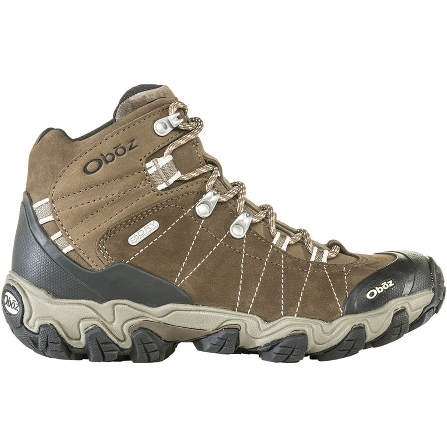 56143ea76 Oboz Bridger Mid B-Dry Hiking Boot - Women s