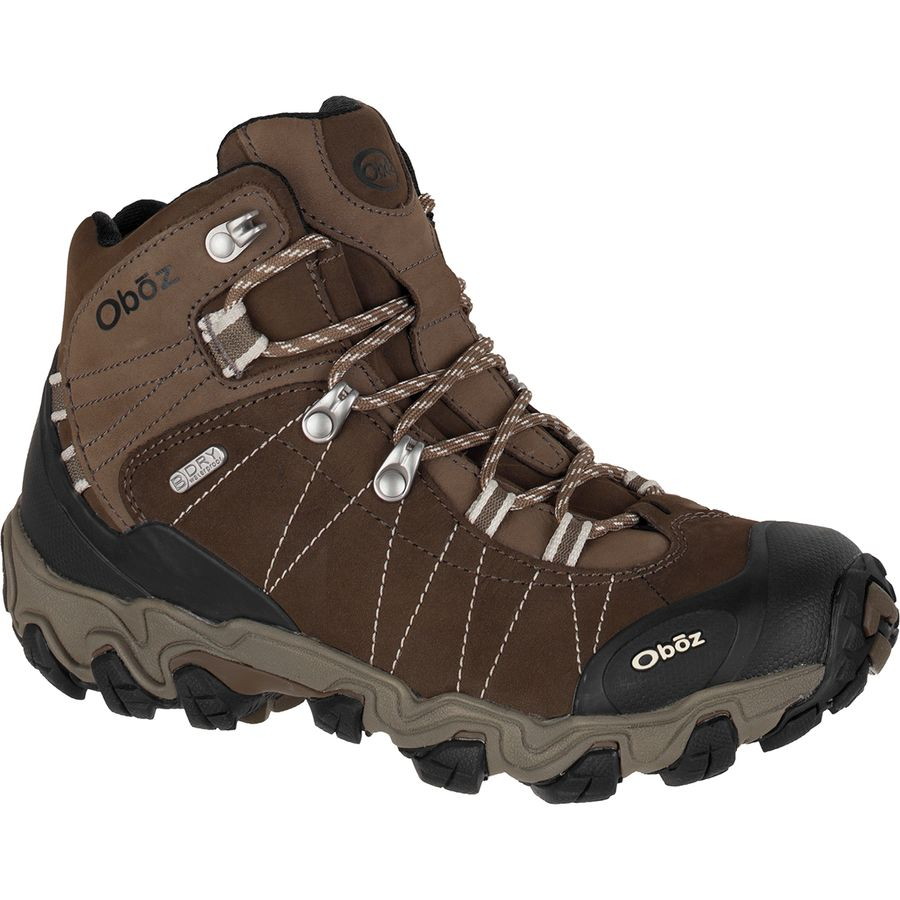how to clean oboz hiking boots