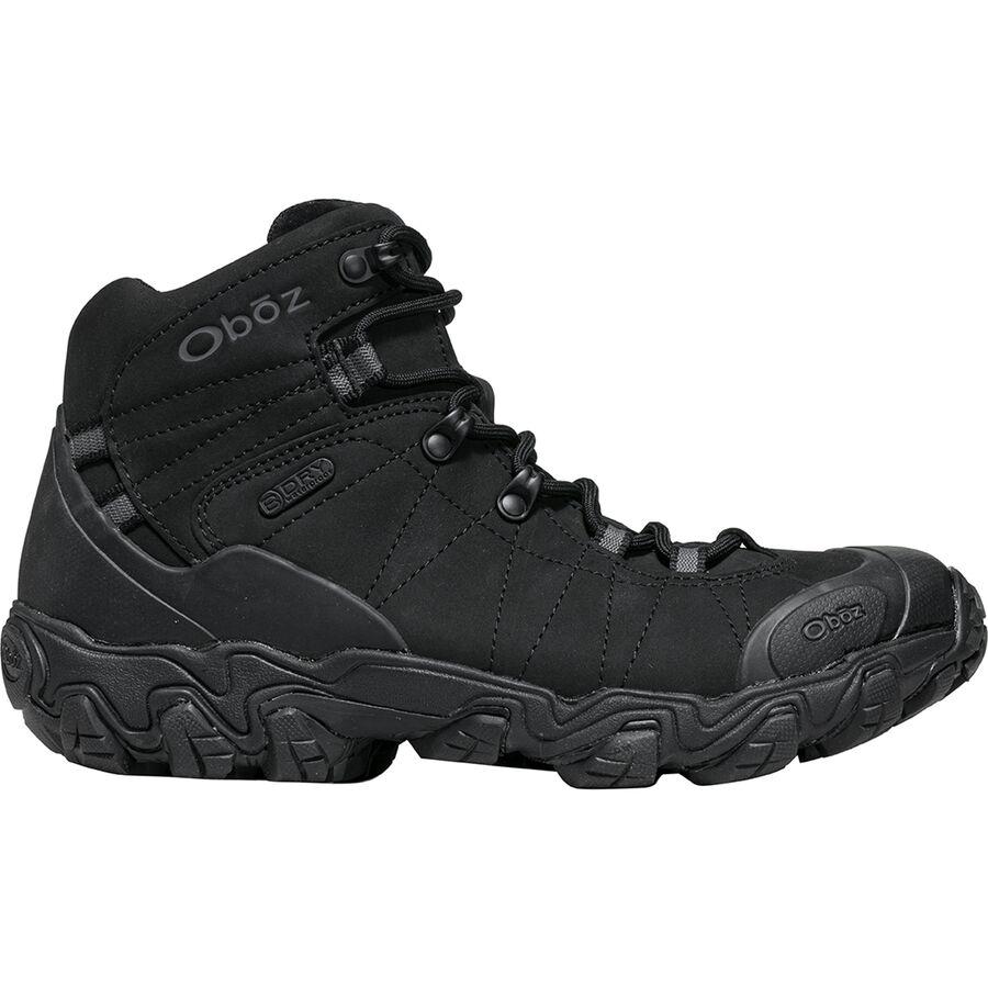 Terrific Oboz Bridger Mid B Dry Hiking Boot Mens Short Links Chair Design For Home Short Linksinfo