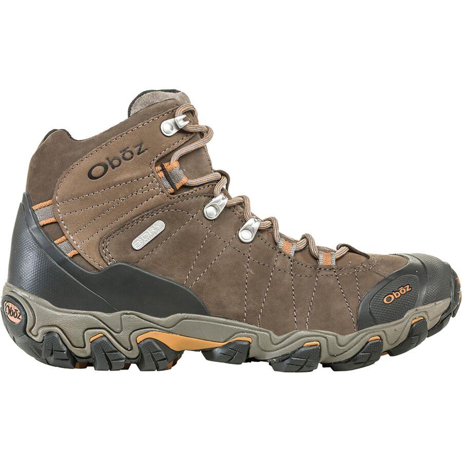 bb88bb761d613a Oboz Bridger Mid B-Dry Hiking Boot - Men's   Backcountry.com