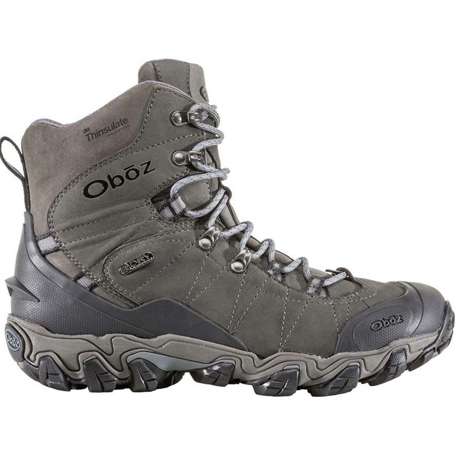 073b72fb8e0 Oboz Bridger 8in Insulated B-Dry Boot - Men's