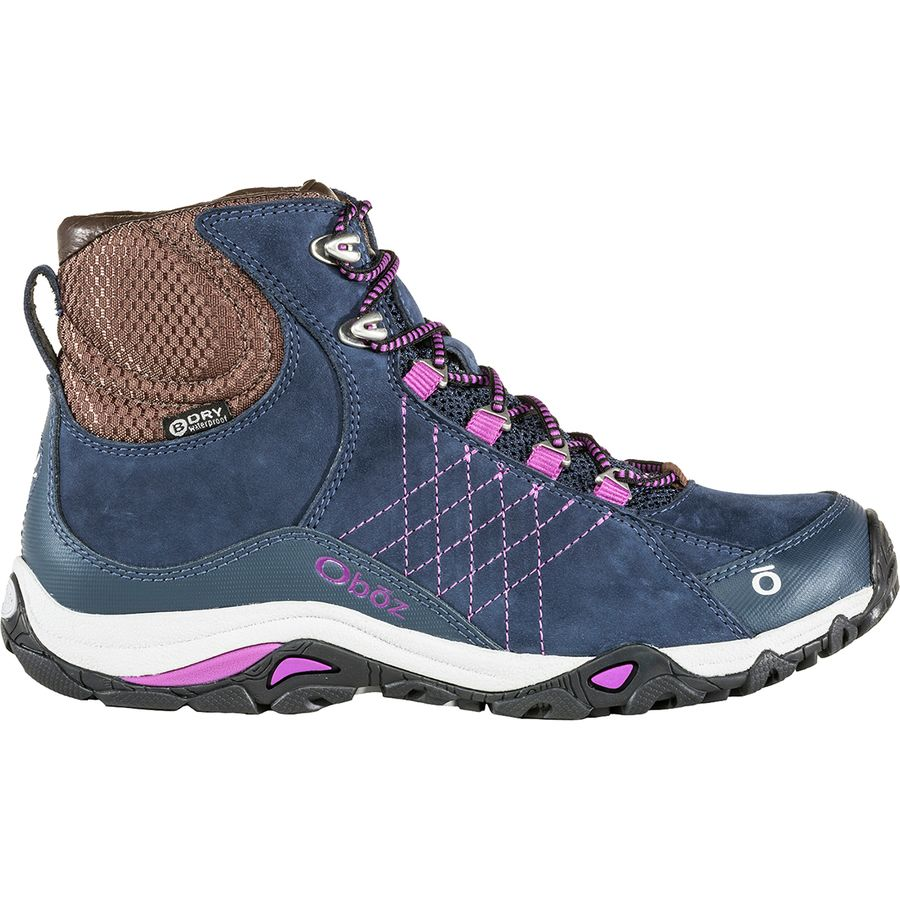 171ff4529eb Oboz Sapphire Mid B-Dry Hiking Boot - Women's