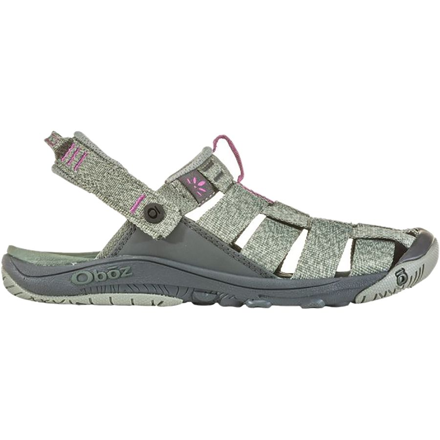 Oboz Campster Sandal - Womens