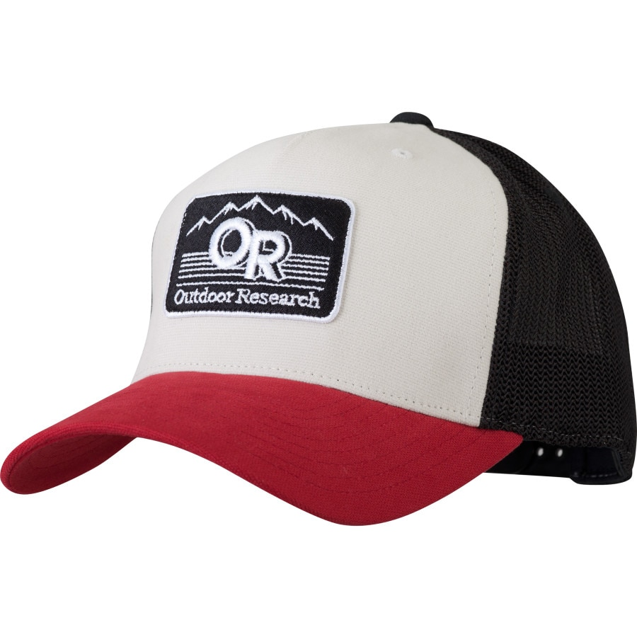 ad888e82e5fce Outdoor Research - Advocate Trucker Cap - Adobe