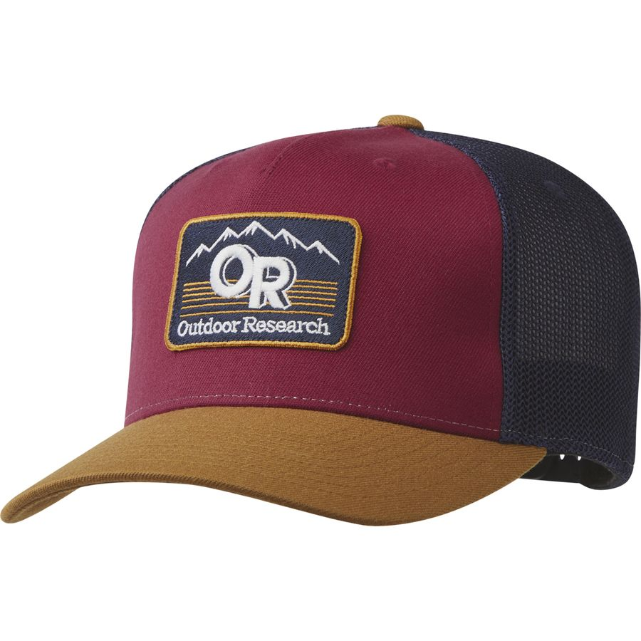 ed6b8794362 Outdoor Research Advocate Trucker Cap