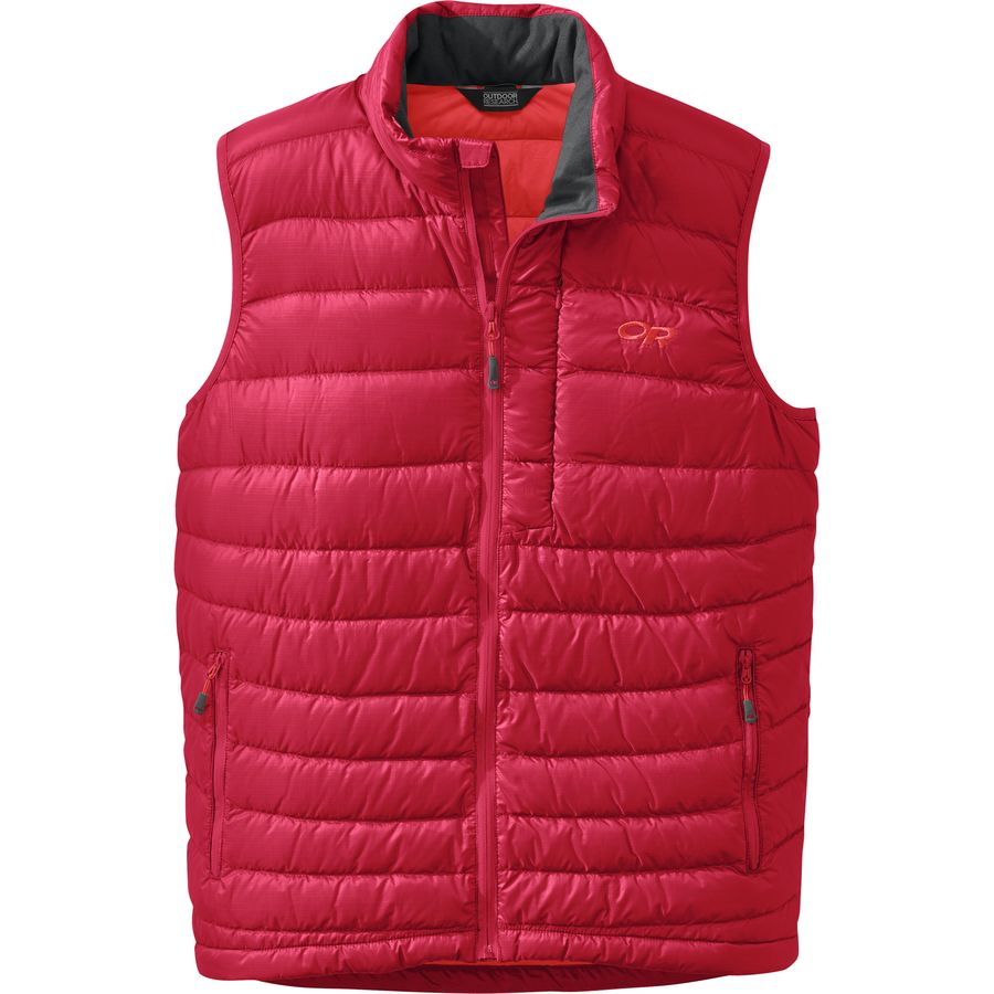 Outdoor Research Transcendent Down Vest - Mens