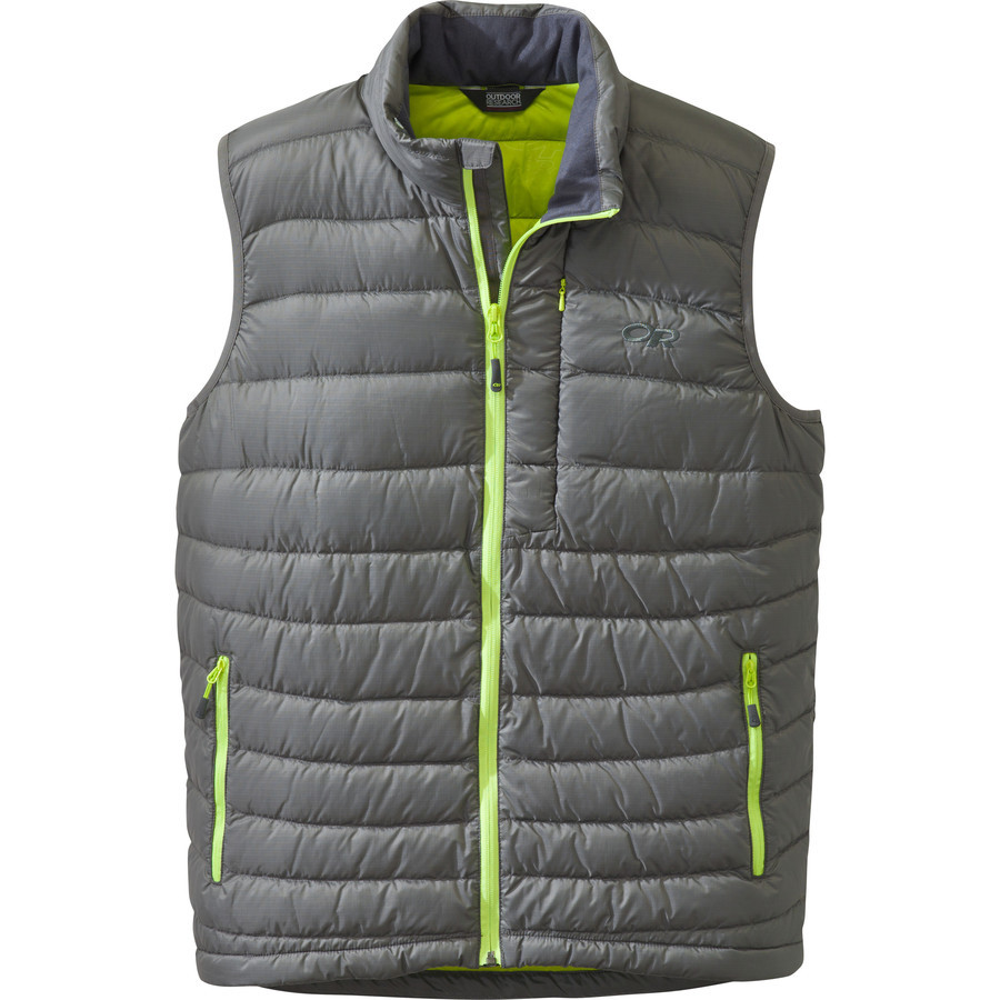 Mens Outdoor Clothing With Vest