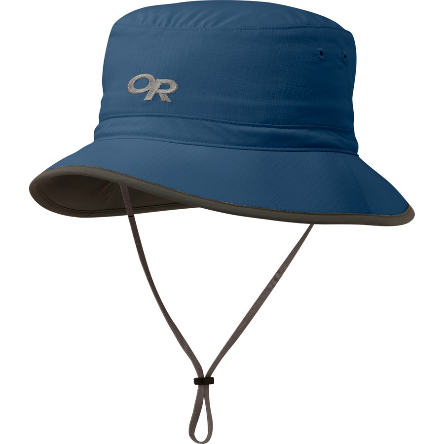Outdoor Research - Sun Bucket Hat - Men s - Dusk 83bf3a9b6d0