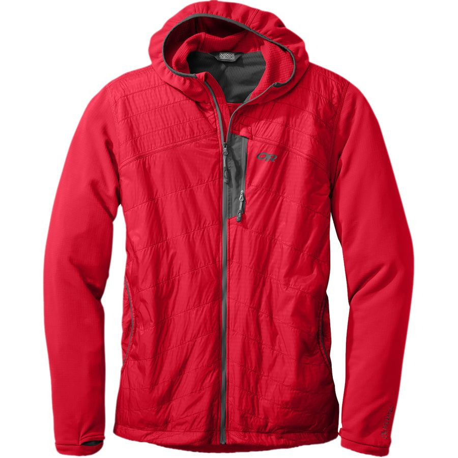 Outdoor Research Deviator Hooded Insulated Jacket Men S