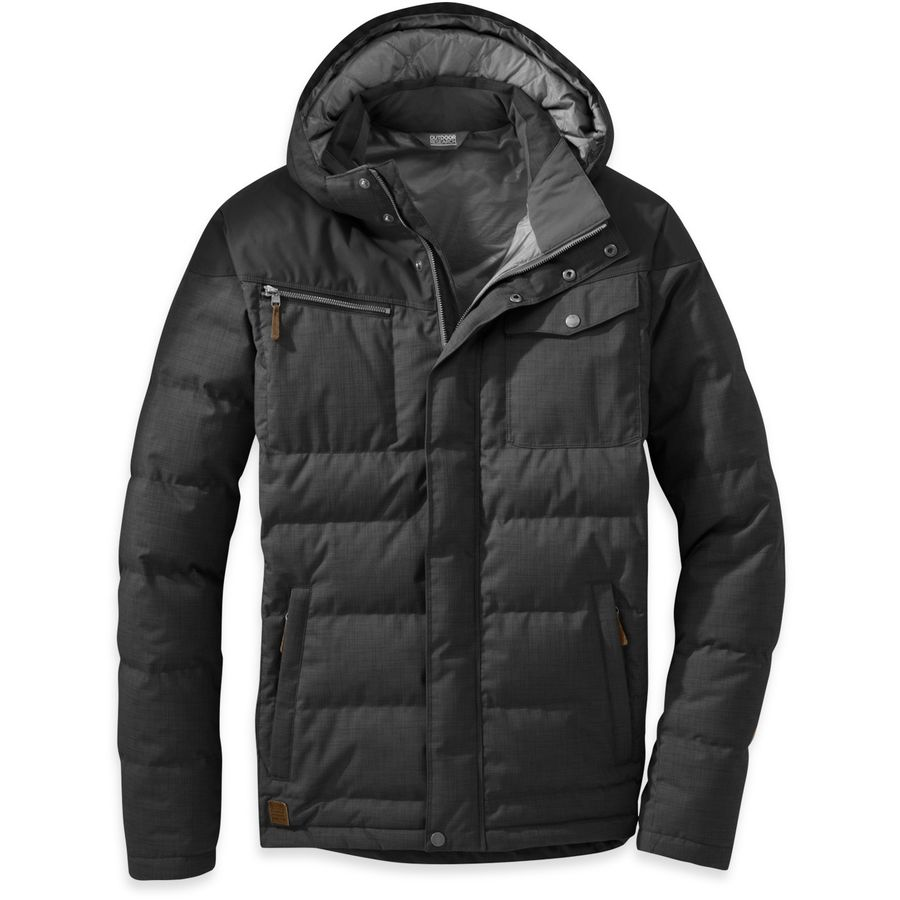 Outdoor Research Whitefish Down Jacket - Mens