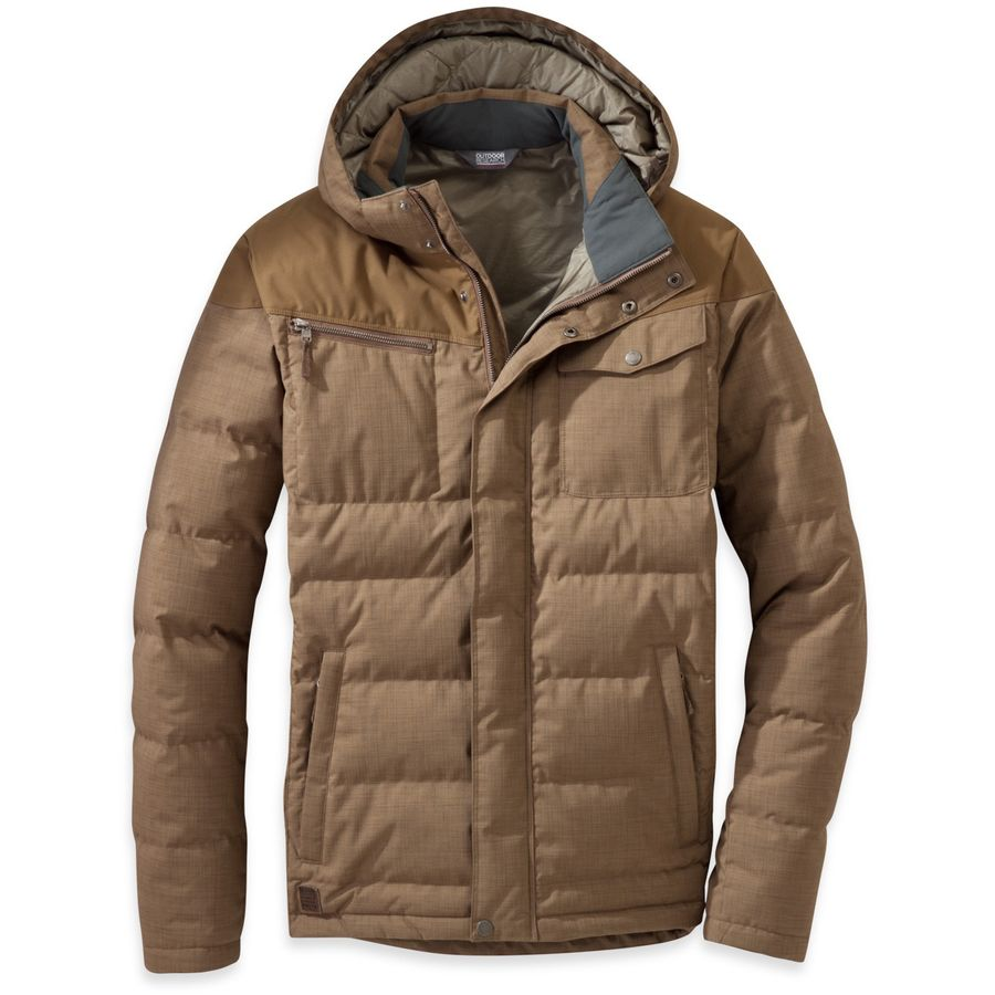 Outdoor Research Whitefish Down Jacket - Men's | Backcountry.com