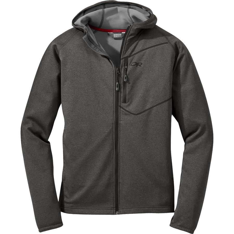 Outdoor Research Starfire Hooded Fleece Jacket - Mens