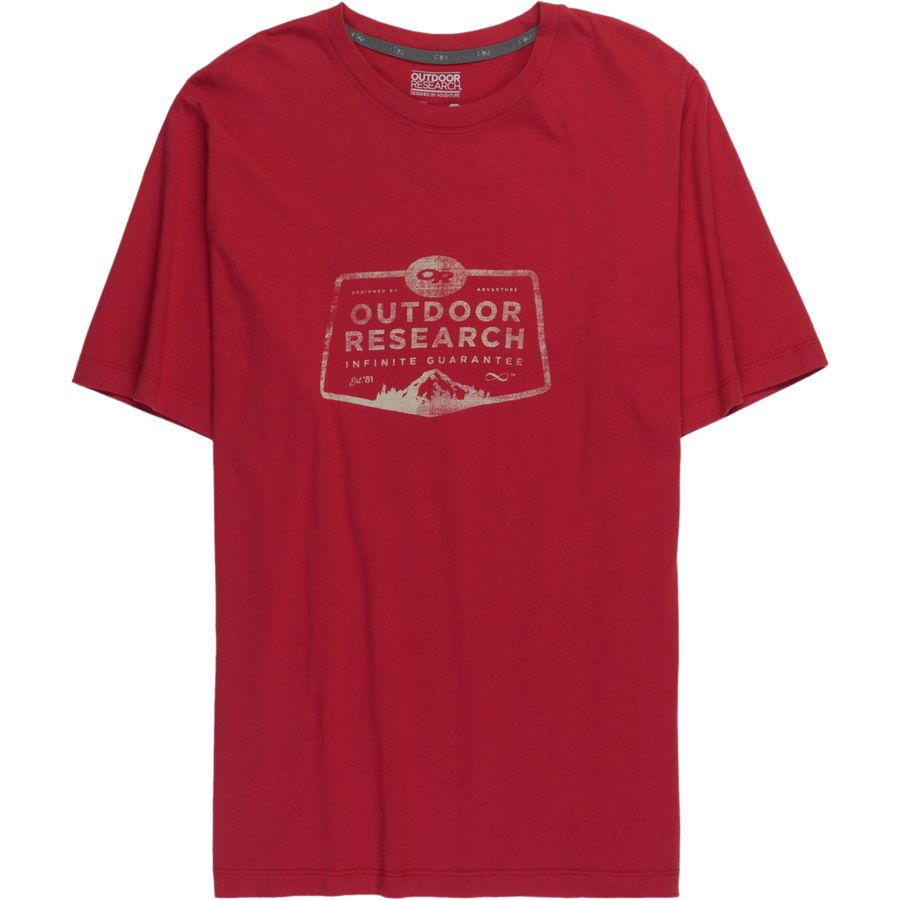 Outdoor Research Bowser T-Shirt - Mens