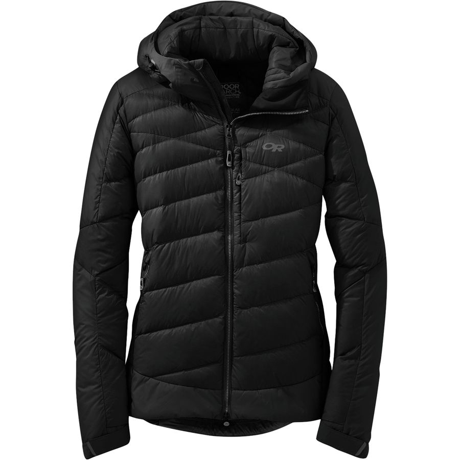Outdoor Research Diode Hooded Down Jacket - Womens