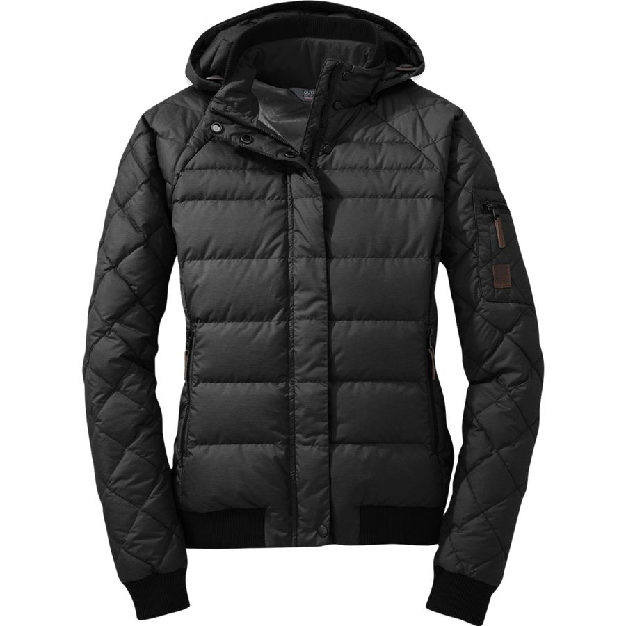 Outdoor Research Placid Down Jacket - Women's | Backcountry.com