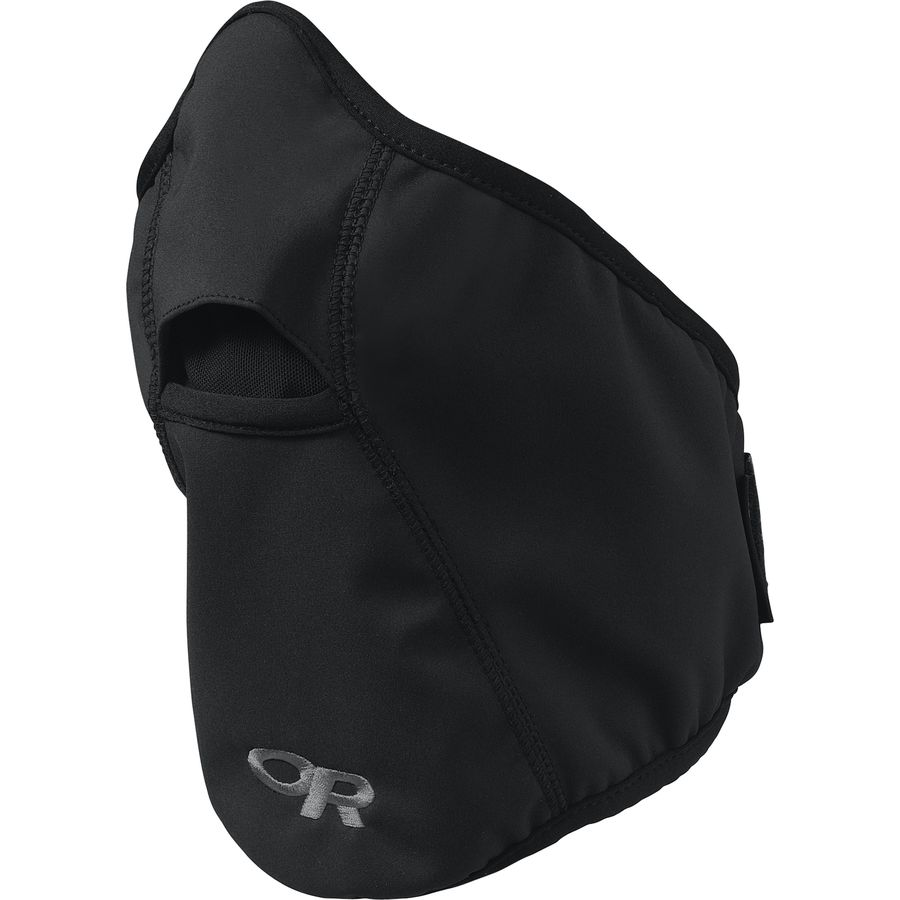 f520bec5ea Outdoor Research - Face Mask - Black