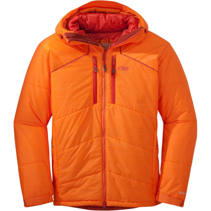 Outdoor Research Perch Belay Insulated Parka - Mens