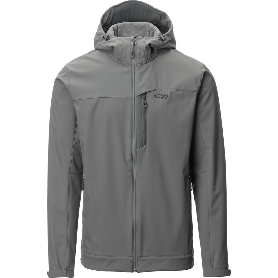 Outdoor Research Transfer Hooded Softshell Jacket - Mens