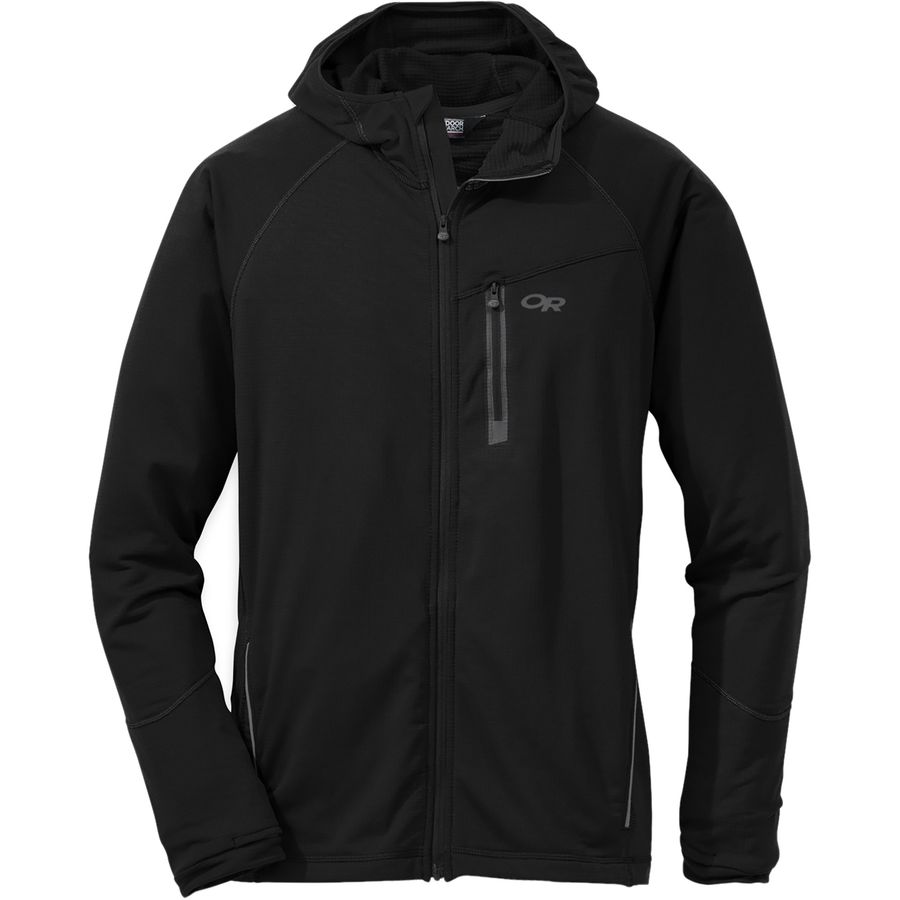 Outdoor Research Transition Hooded Fleece Jacket - Men's ...