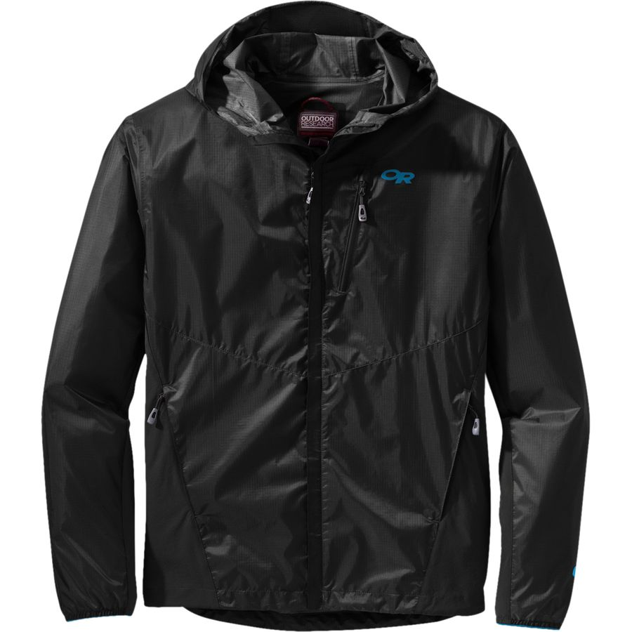 Outdoor Research Helium Hybrid Hooded Jacket - Mens